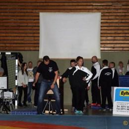 Regionalliga Mitteldeutschland: Ringerverein Eichenkranz 1908 Lugau gegen RSV Rotation Greiz endet 9:26