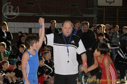 Thüringer Ringer - Landesmeisterschaften der Männer, sowie der A-, B- und C-Jugend im Freistil in Jena