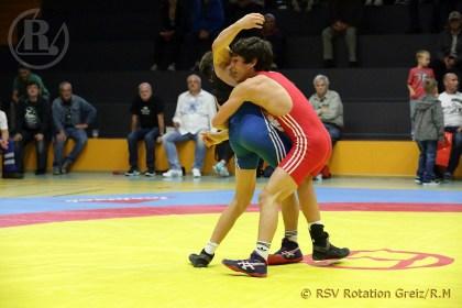 Landesliga Sachsen: RSV Rotation Greiz II gegen Ringerverein Thalheim II