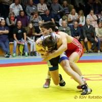 RSV Rotation: Greizer erkämpfen beim Topturnier in Kleinostheim drei Silbermedaillen