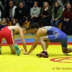 Regionalliga Mitteldeutschland: RSV Rotation Greiz gegen KG Frankfurt/Eisenhüttenstadt endet 20:11
