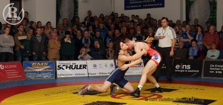 Finale - Regionalliga Mitteldeutschland: AV Germania Markneukirchen gegen RSV Rotation Greiz endet 14:13