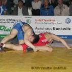 2.Bundesliga Nord Ringen: AC Werdau gegen RSV Rotation Greiz endet 8:19