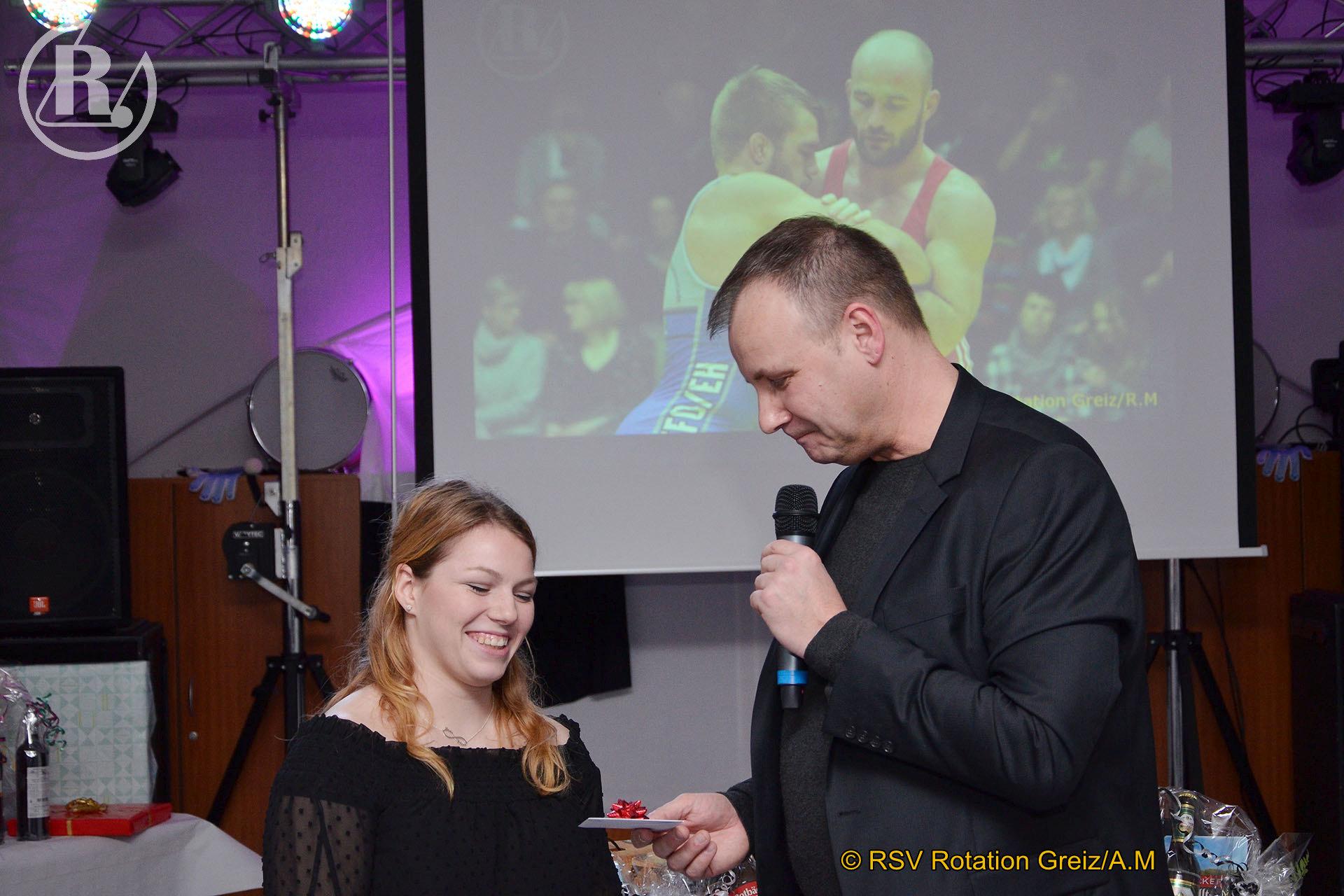Greizer Ringer feiern die Meisterschaft