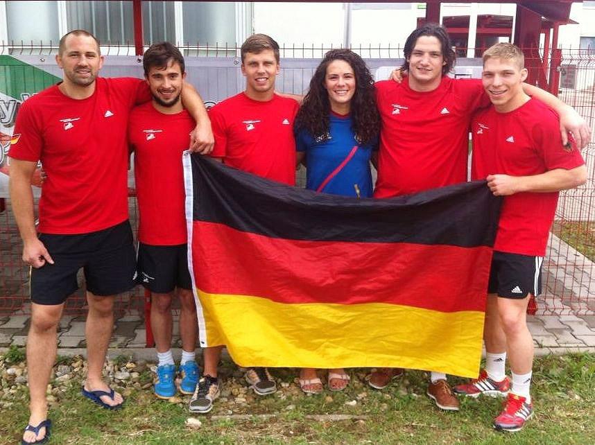 Toni Stade bei Studenten-WM Dreizehnter