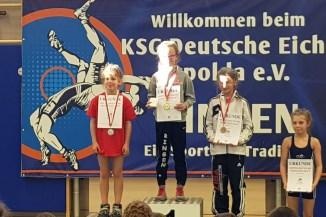 RSV Rotation: Sechs Greizer Mädchen bei Mitteldeutscher Meisterschaft