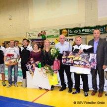1. Heimkampf der Saison: Buntes Rahmenprogramm und Auszeichnungen