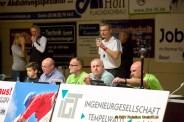 DRB Bundesliga Südost: RSV Rotation Greiz gegen SV Johannis Nürnberg
