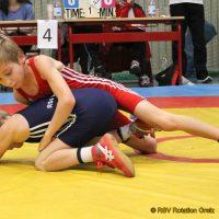 Greizer Nachwuchsringer gewinnen zum dritten mal in Folge den Jenaer Sparkassenpokal