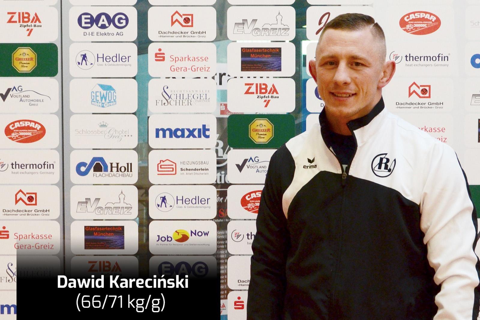Dawid Karecinski