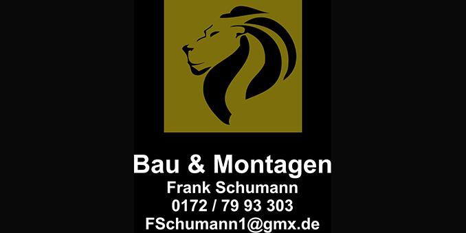 Montagen Frank Schumann