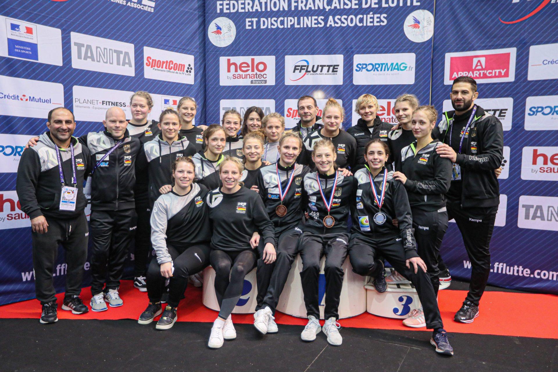 Women´s Wrestling National Team of Germany
