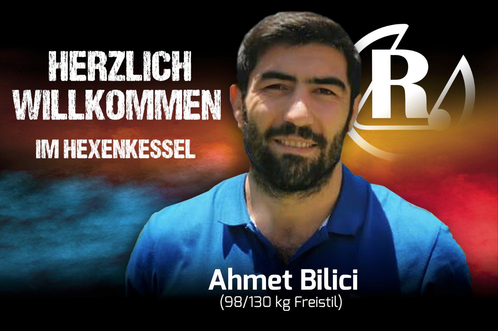 Ahmet Bilici kämpft in der kommenden Saison Für den RSV