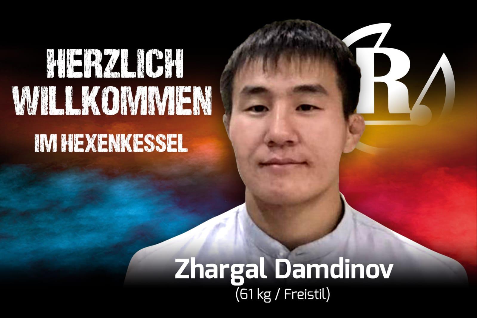 Zhargal Damdinov