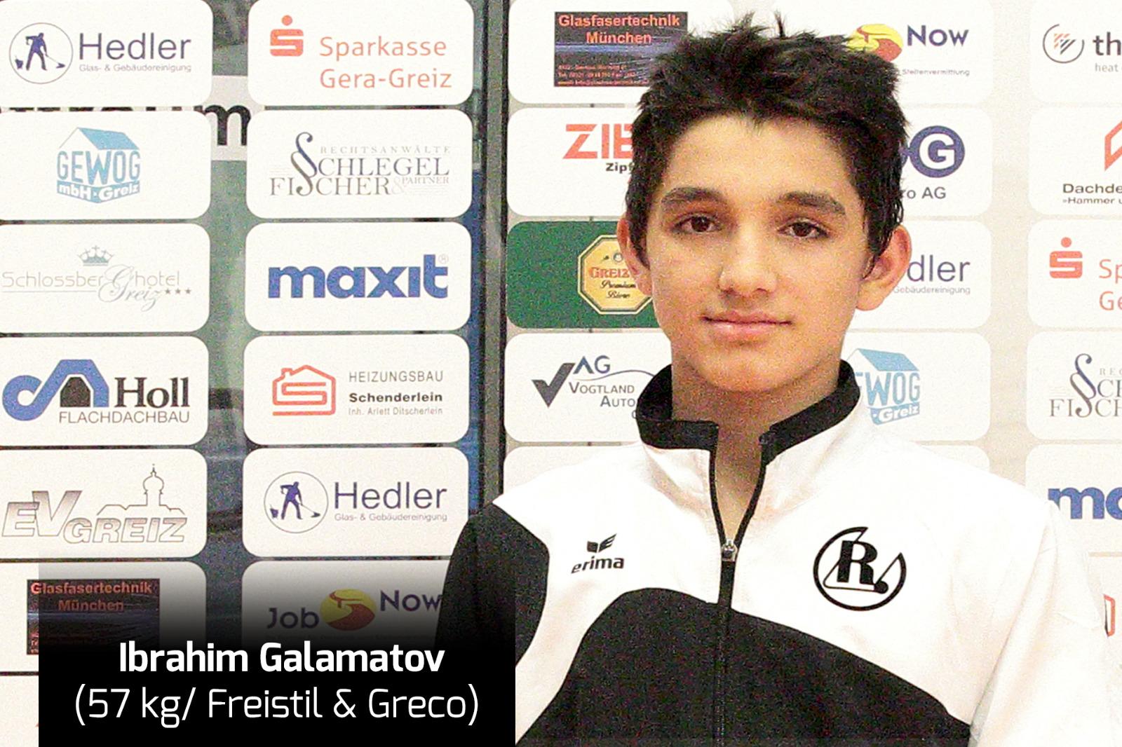 Ibrahim Galamatov