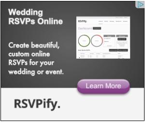 RSVPify. - Free online wedding RSVPs
