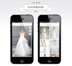 Wedding dress finder app