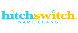 HitchSwitch - Change your name in 3 easy steps after your wedding