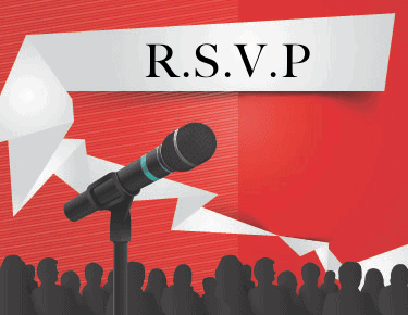 guide to your corporate rsvp wording