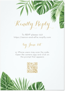 Streamline the RSVP Process with Custom QR Codes | RSVPify