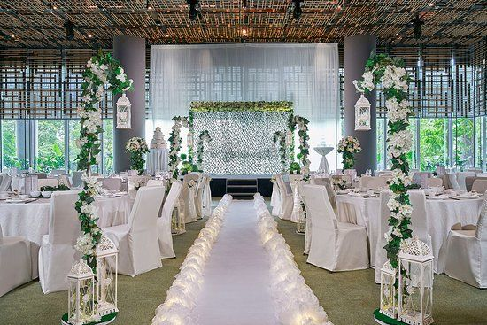 PARKROYAL COLLECTION Pickering Singapore. Modern Wedding Venue Banquet Space