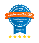 RSVPify is a Top 20 event management app and event software according to independent software review source Capterra.