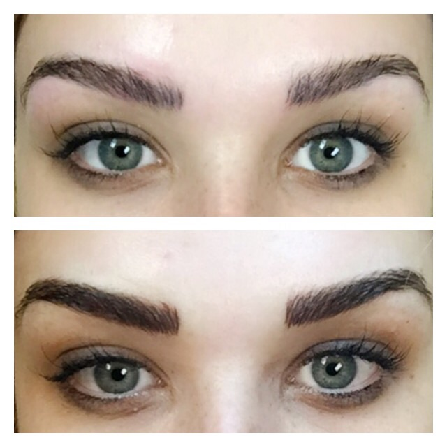 Eyebrow MicroBlading RSVP Med Spa Kansas Citys Top