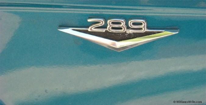 Vintage Ford Mustang #170 (Denver, Colorado - 30 July 2012)