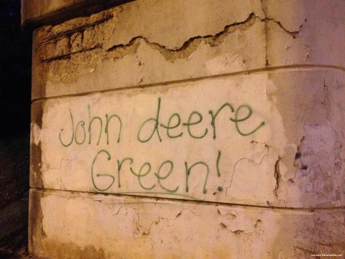 JohnDeereGreen