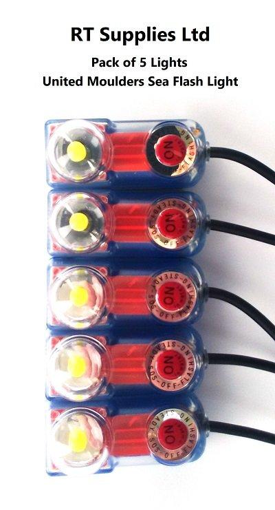 UML Sea Flash Lifejacket Light Multi Pack
