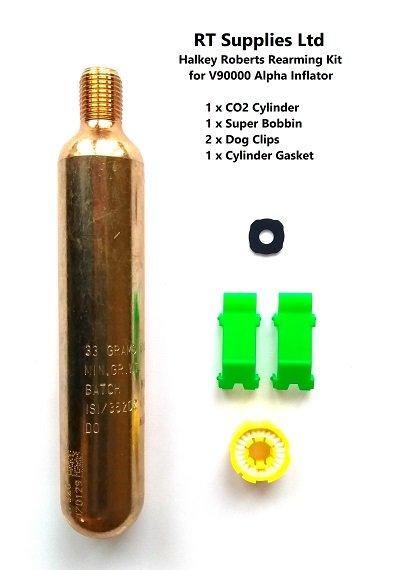 Halkey Roberts Alpha Rearming Kit