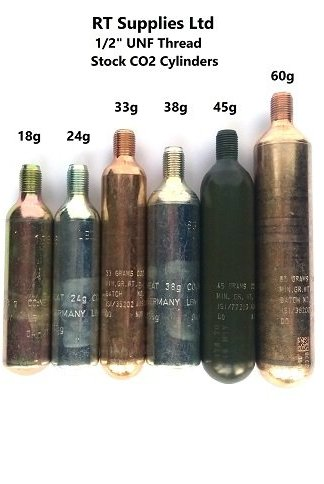 CO2 Cylinders