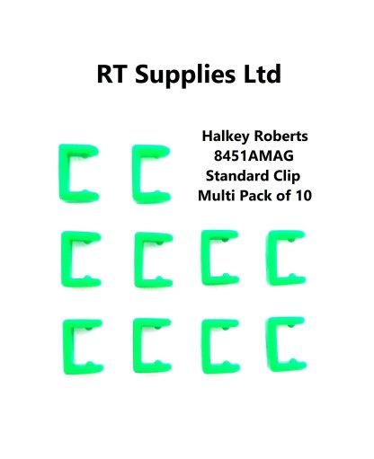 Halkey Roberts Standard Clip Multi Pack