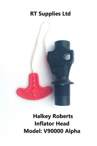 Halkey Roberts Alpha Inflator