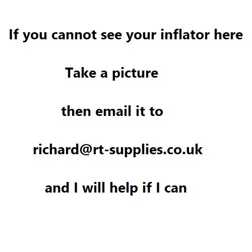 Lifejacket Inflator Guide