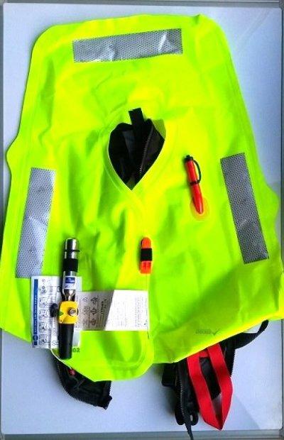 Pro-Zip 170n Lifejacket