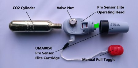 Pro Sensor Elite Inflator