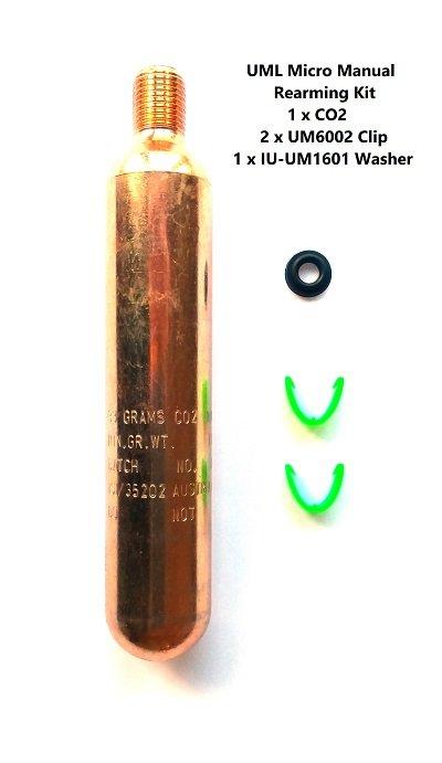 UML Micro Manual Lifejacket Rearming Kit