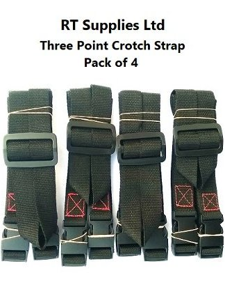universal three point crotch strap multi