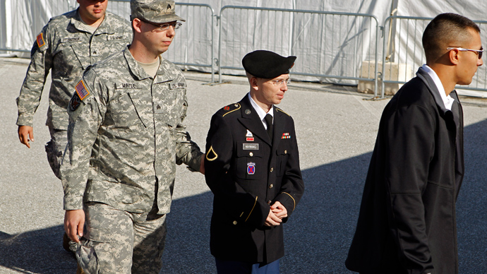 Army Private First Class Bradley Manning (Reuters)