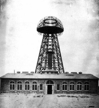 Tesla Tower (Photo from Wikipedia.org)