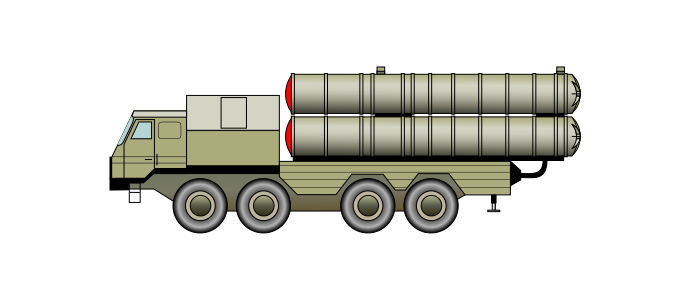 A drawing of the Bavar-373 (Image from wikipedia.org)