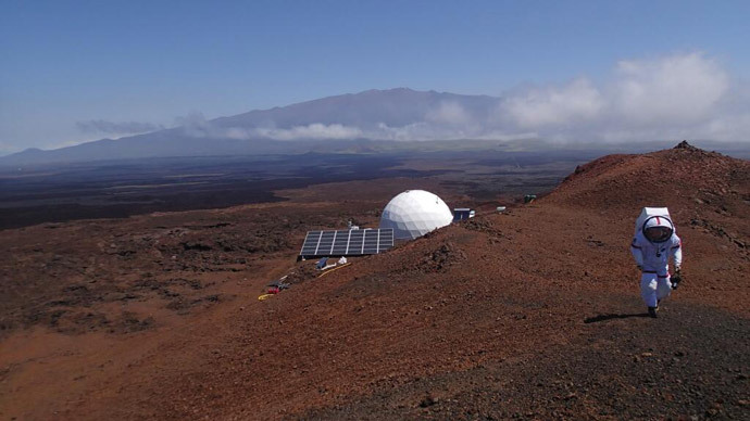 Hawaii Space Exploration Analog and Simulation (HI-SEAS)