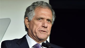 Leslie Moonves (AFP Photo)