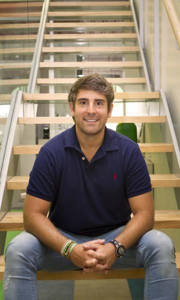 Marcos Alves, máximo responsable de El Tenedor en España.