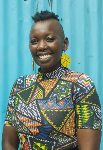 Njoki Gichinga, directora de asociaciones y ventas de iHub.