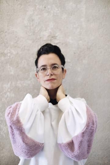 Nerea Calvillo: la mujer que juega con el viento
