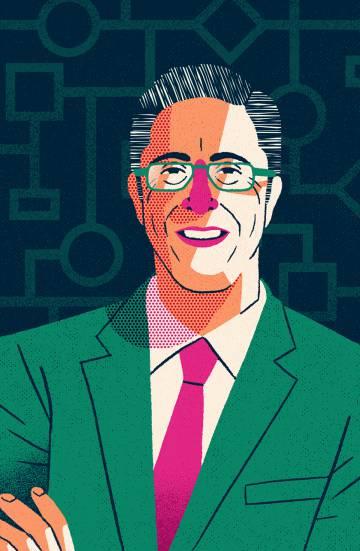 A Frank Pasquale le preocupa la opacidad de los algoritmos y bases de datos de las grandes corporaciones mundiales.