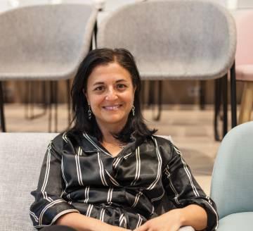 Idoia Salazar, investigadora experta en inteligencia artificial.