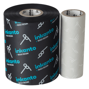 inkanto APR6 Wax-Resin 110mm X 360m Ink In 25mm Core (Box of 10)